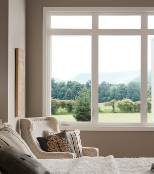 Milgard White Vinyl Windows
