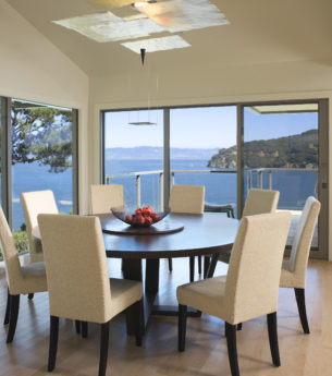 Fleetwood Sliding Patio Doors (Dining Room)